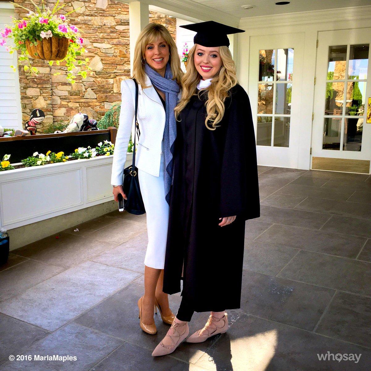 Pre #graduation2016 w/my beautiful, smart, dedicated to be her very best girl! I love u so @TiffanyATrump https://t.co/WcGeyXyuvH