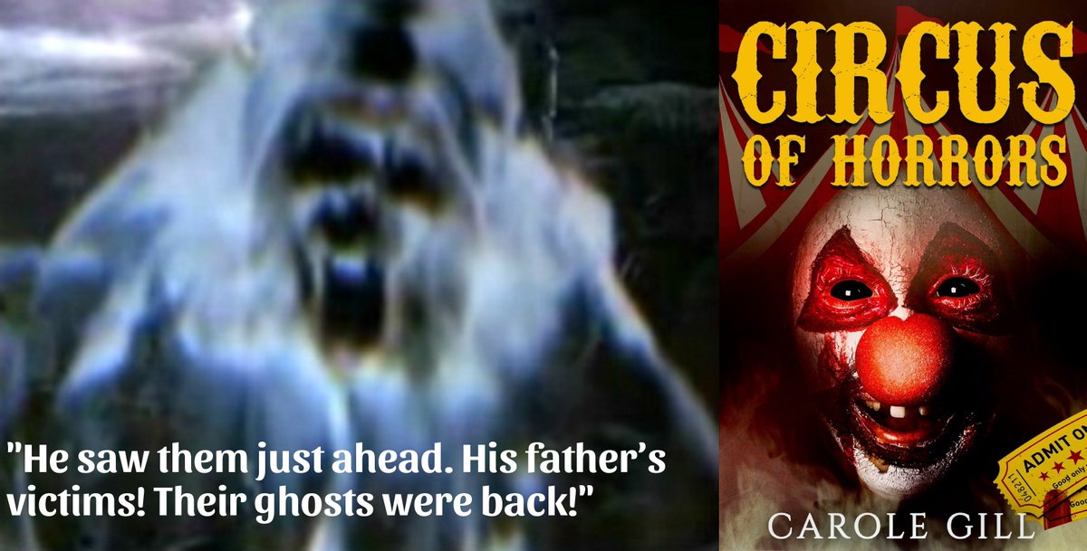 """Scary from beginning to end!"" https://t.co/a04vimLF6H  #IndieBooksBlast #BOOKBOOST #ASMSG https://t.co/HY67hFbmaV"