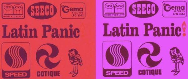 今週金曜日です! 2016.05.20 FRI -Latin Panic- 18:00-23:00  LIVE: 東京パノラママンボボーイズ + ソリマチアキラ(ゲストボーカル) Djs: パラダイス山元 コモエスタ八重樫 https://t.co/4K9ntNMU15
