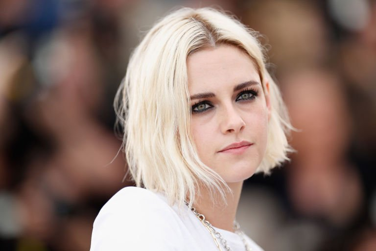 With you Kristen stewart as a blonde agree