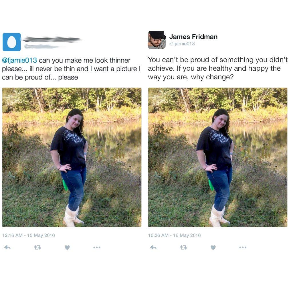 Как сделать прикольный фотошоп