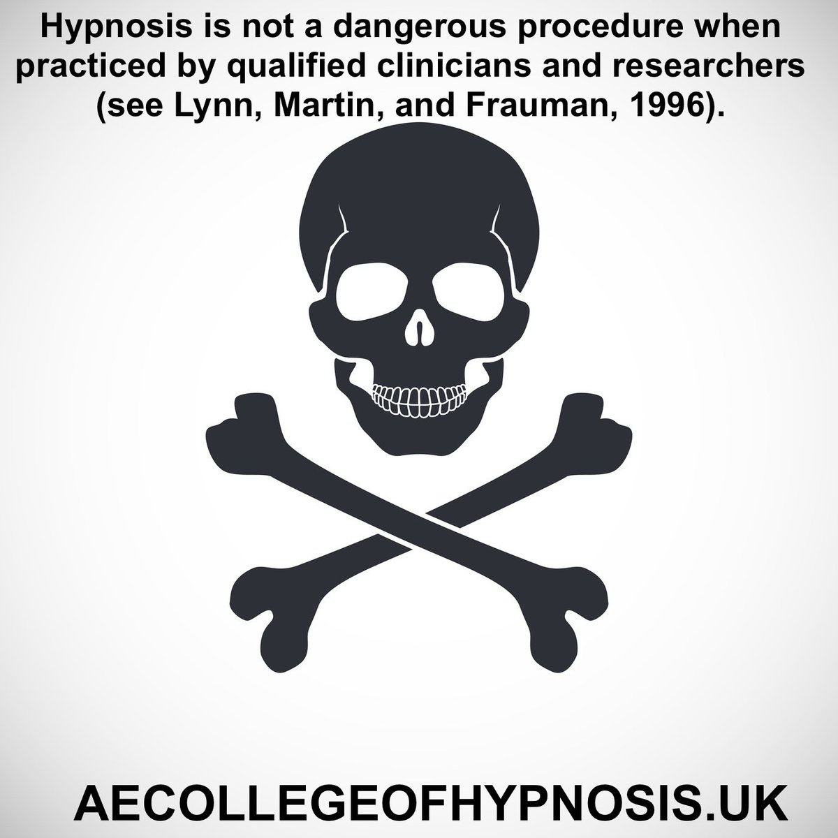 Contrary to many inaccurate media portrayals & misconception, #hypnosis is not a dangerous procedure. Do share. https://t.co/DOlRvFqavf