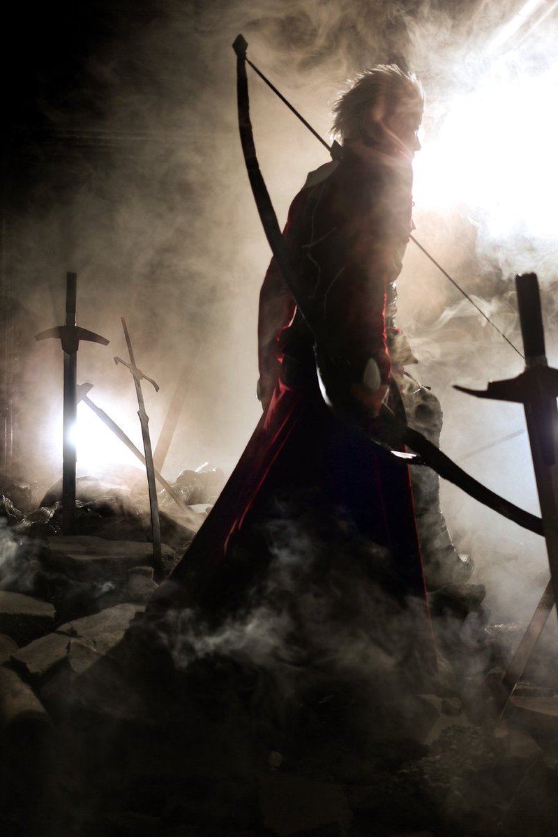 【fate/stay night】So as I pray, unlimited blade works.アーチャー:U