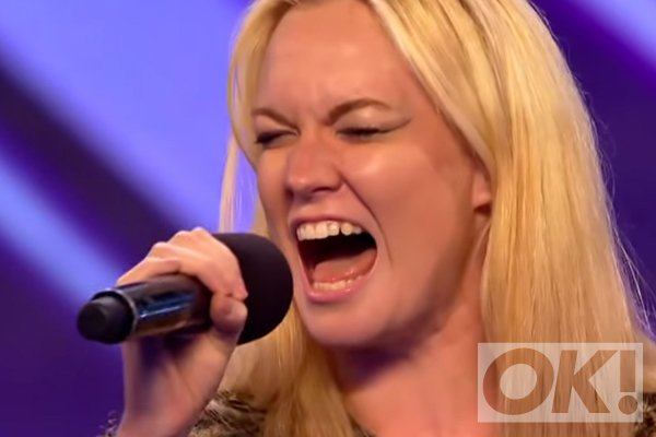 Have you seen what former X Factor star Kitty Brucknell looks like
