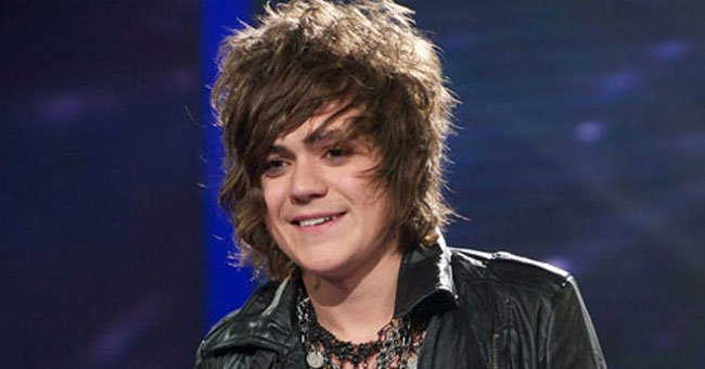 Oooh. X Factor's Frankie Cocozza looks *nothing* like this now...