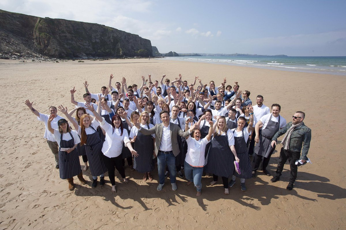 10 years of #FifteenCornwall