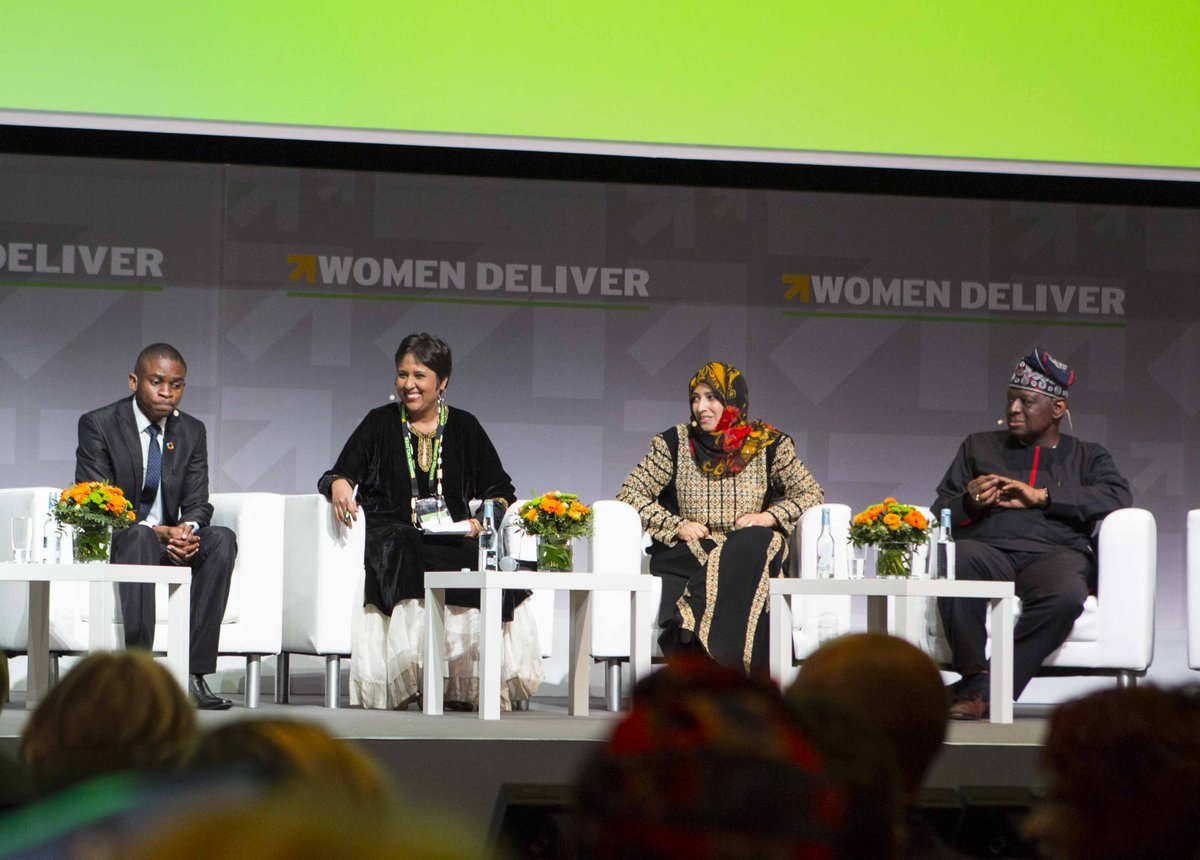 """Feminism = the freedom to be yourself"" @BDUTT closes the #WD2016 Opening Plenary w/ this powerful statement https://t.co/Pyv4vNUHKn"