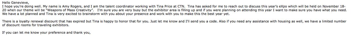 SO... I got this e-mail from #CTN  @nicterhorst and I wrote back... https://t.co/I1cGa8gLbN