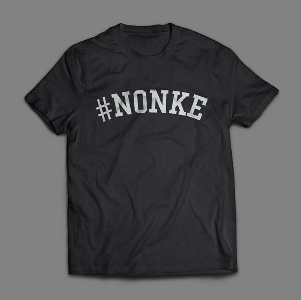 LOL, bathi #NONKE! @euphonik has a new line of T-shirts and ya'll know where it started. Possibly buying one? https://t.co/UEDkL3h4zU