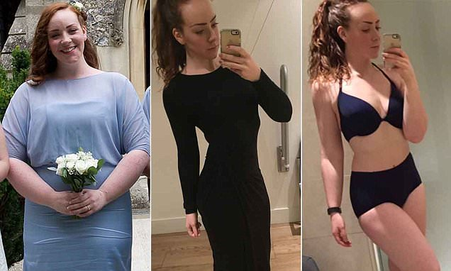 After Wearing Three Pairs Of Spanx Under A Bridesmaids Dress This Woman Shed Six Stone