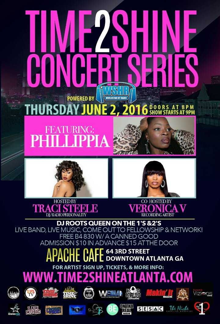 @IDMDistribution #2mrw: ((TIME 2 SHINE CONCERT)) FT: PHILLIPPIA @STAYADDICTED10 https://t.co/ELMRaJdPhL s/o @atltime2shine @TIME2SHINERADIO