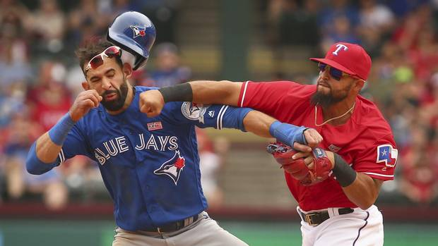 After Odor's ugly punch, remember: Baseball must not become hockey @GlobeDebate