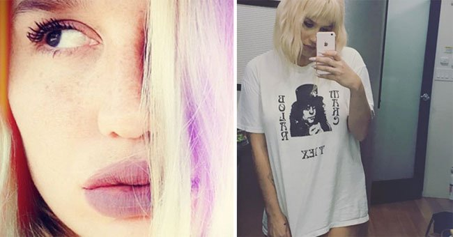 Kesha has a powerful message for her body-shamers...