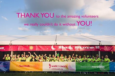 A huge THANK YOU to our fab Volunteers... you guys are amazing... we couldn't do this without you! #moonwalklondon https://t.co/rkGEns1odl