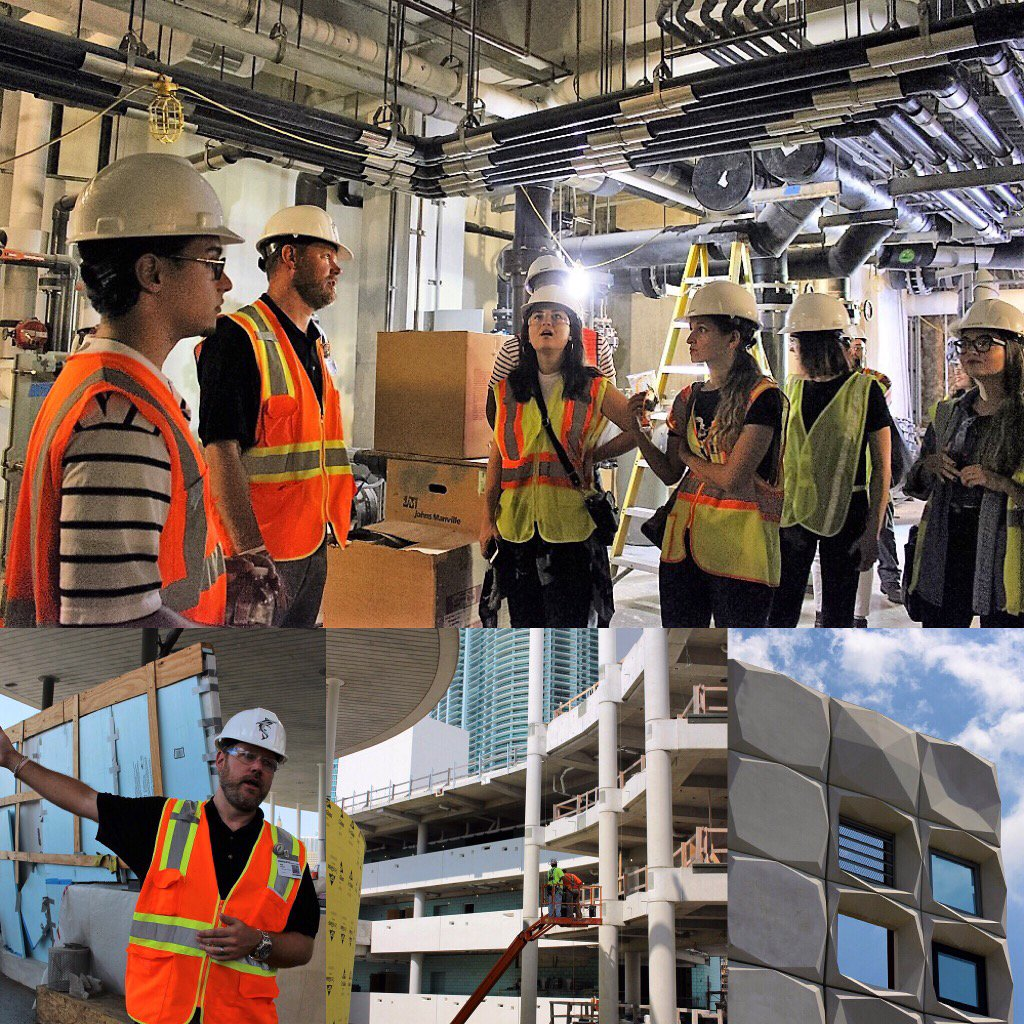 The Frost Museum is hosting guided Hard Hat Tours of its construction site. Get an inside peek! #FrostMuseum @PPFMoS https://t.co/xnZQZ0q68i