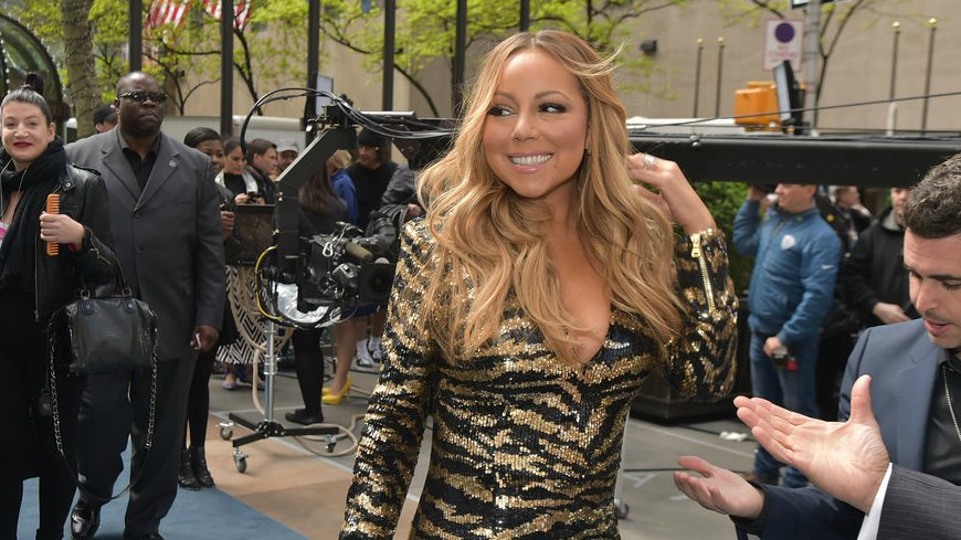Enter MariahsWorld with the first trailer for Mariah Carey's E! reality show