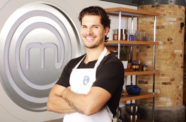 . @Gleb_Savchenko announced in this year's line-up for @BBCOne Celebrity MasterChef