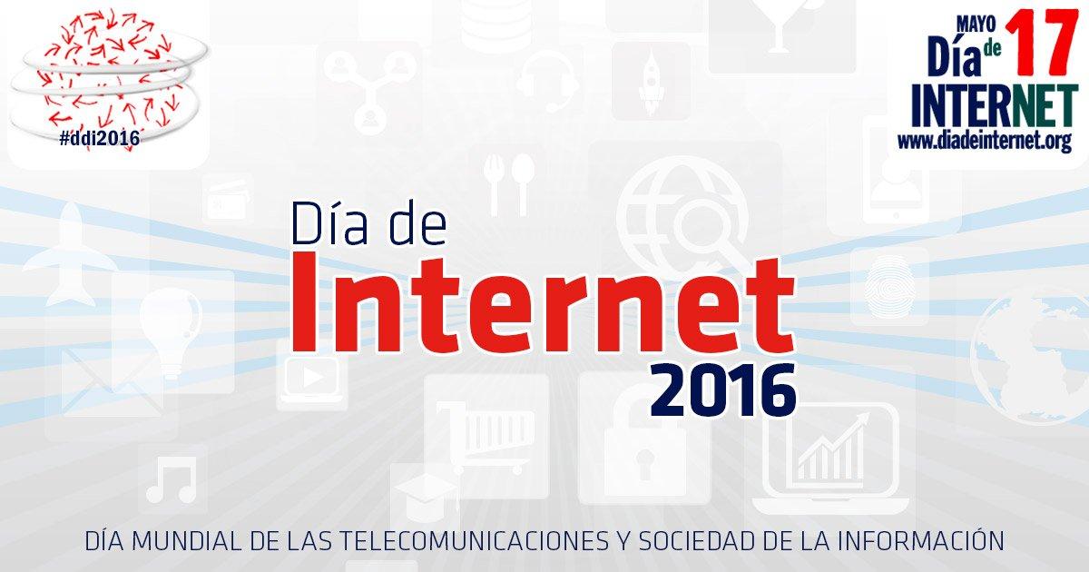 Hoy es el #DíadeInternet en todo el mundo. Todas las actividades en la web de @diadeinternet https://t.co/Nvoozez75L https://t.co/c6SIlOStQV