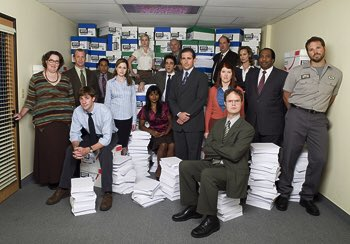 3 years ago today #TheOffice finale aired & I said goodbye to the greatest job & the best people ever! https://t.co/NiV8l0nG7M