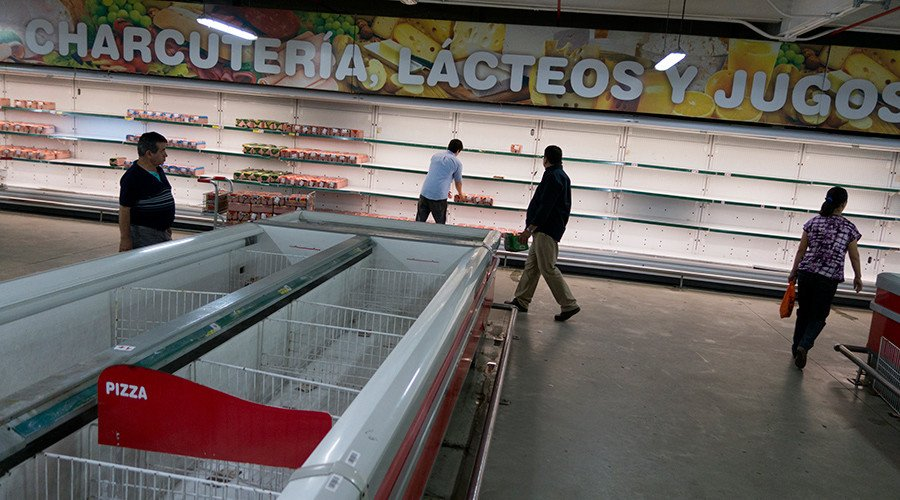 Venezuela, South America, and the return of the oligarchs (Op-Edge)