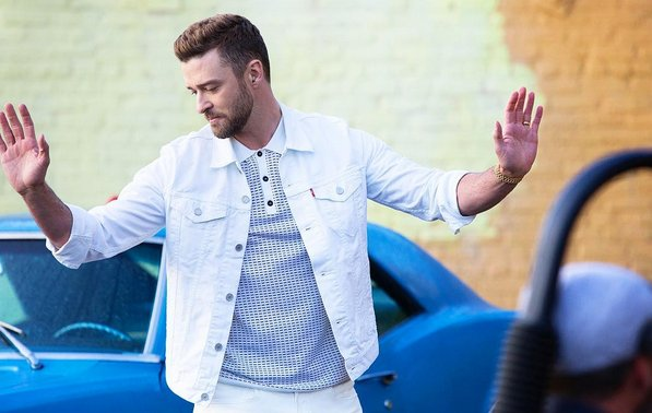 Because why have one Justin Timberlake CantStopTheFeeling video when you can have two?