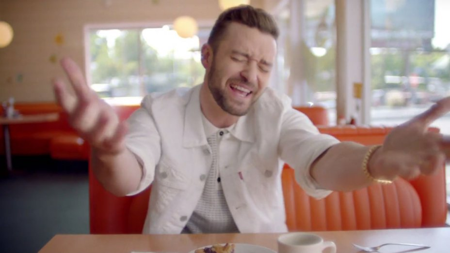 Watch Justin Timberlake's fun-loving CantStopTheFeeling music video