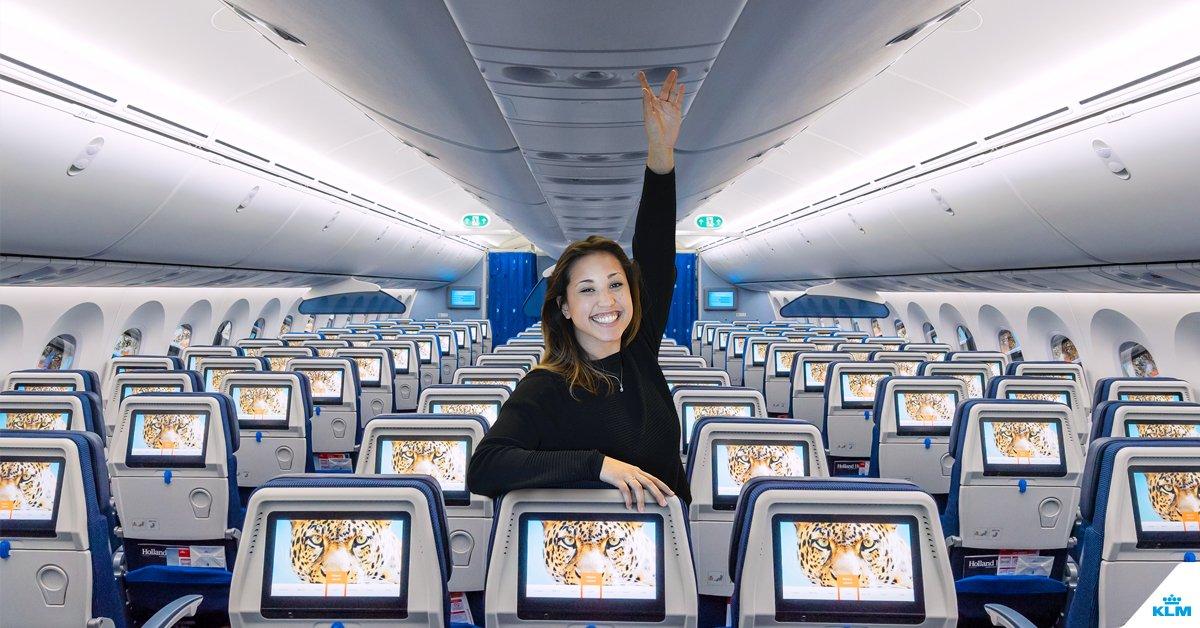 Op zoek naar een stage die voorbij vliegt? KLM zoekt een nieuwe blog stagiaire.
