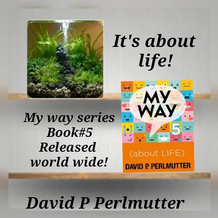You will cry, smile & cry again! @davepperlmutter MY WAY 5 about LIFE✔  https://t.co/ZbBw0I2MU1 #bookplugs  #ASMSG https://t.co/kdQREqW8ii
