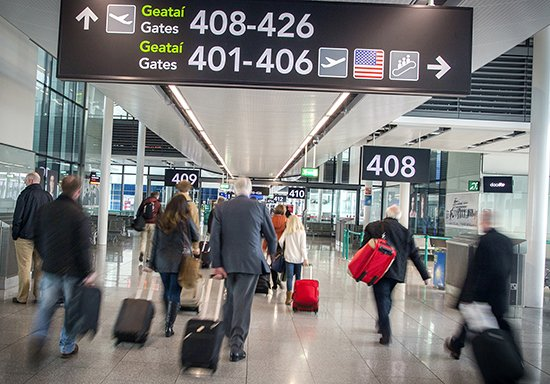2.2 million passengers welcomed @DublinAirport in April, 10% increase on April last year