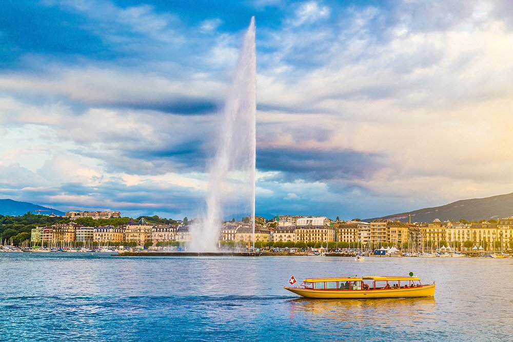 Win 2 return flights to Geneva with @FlySWISS. Just FW us & RT to enter. DUBGeneva More at