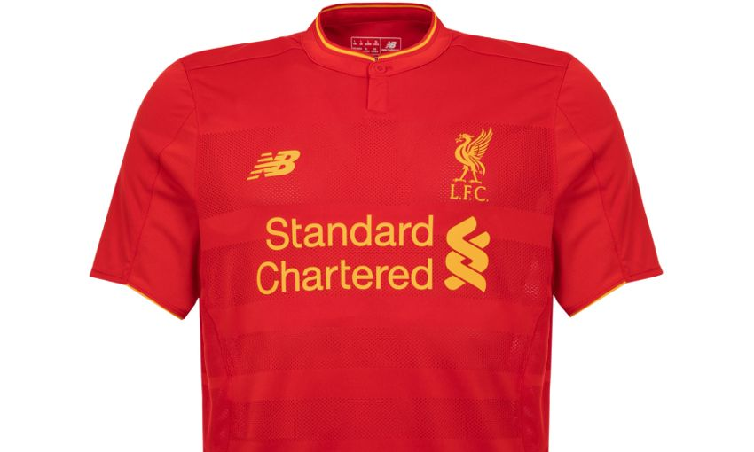 Will Liverpool's new kit see success? https://t.co/eSAkFHAGXN https://t.co/jbXMm4b7GV
