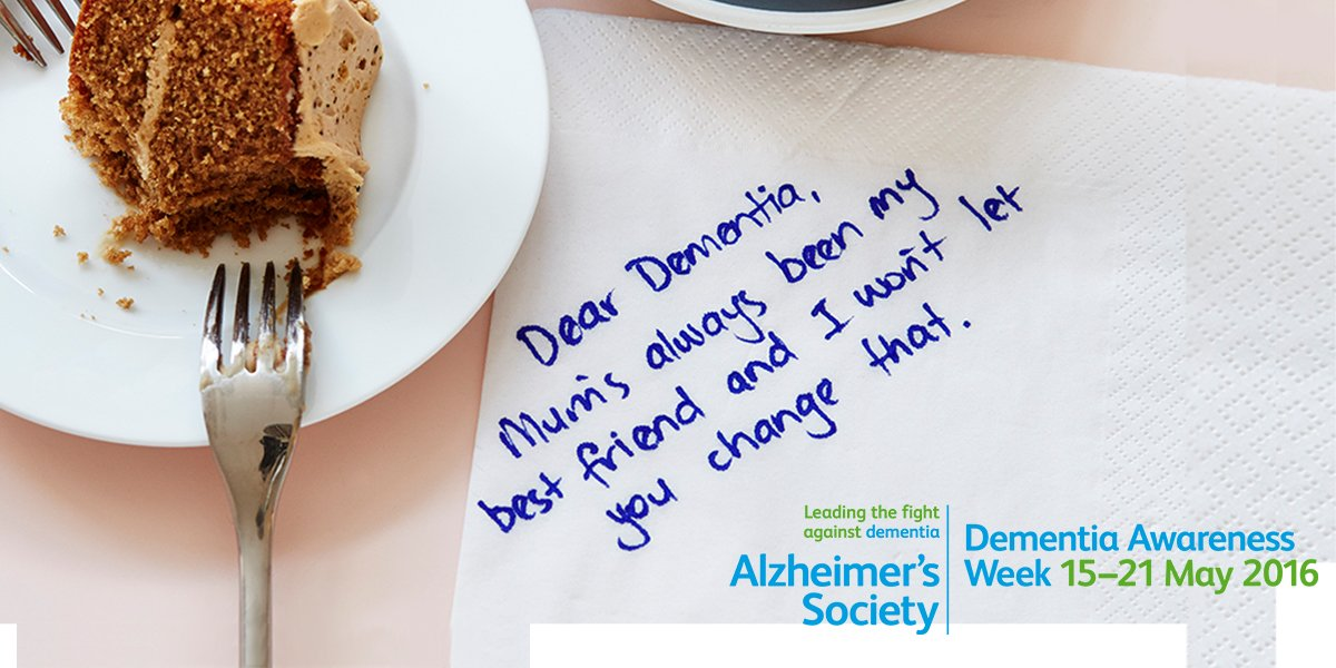 Dementia might mean someone needs support, but it doesn't change who they are: https://t.co/DszHUQyAQK #DAW2016 https://t.co/xUaTAYU47r