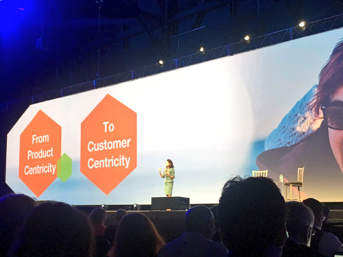 """You cannot be all things to all customers."" #IBMAmplify #NewWayToEngage Know which customers matter & laser target. https://t.co/ANdrc2nsmf"