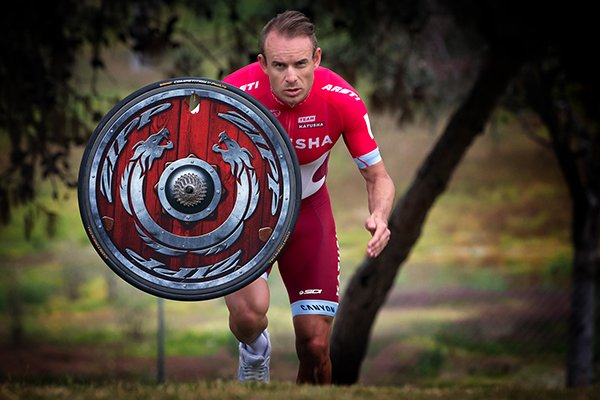 A special Scandinavian Speed Weapon for @katushacycling's @Kristoff87.