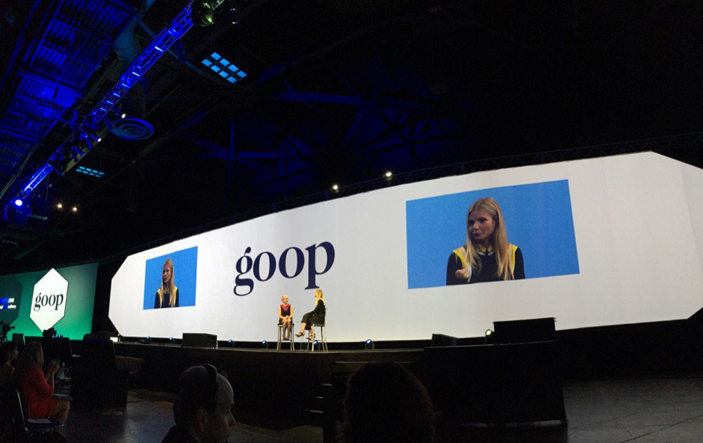 What started out as tips database for friends has evolved into contextual commerce, says @GwynethPaltrow #ibmamplify https://t.co/ZKeJLwHgm6