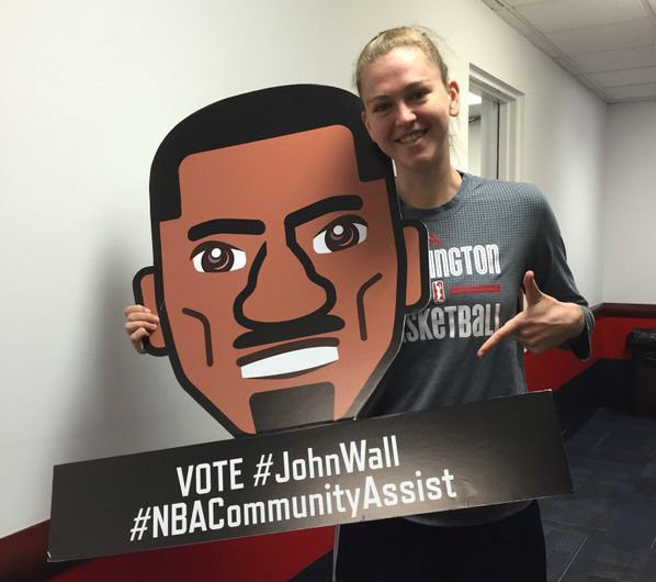 We're voting #JohnWall for the #NBACommunityAssist award. Have you? RT! https://t.co/oc0nfcC3df