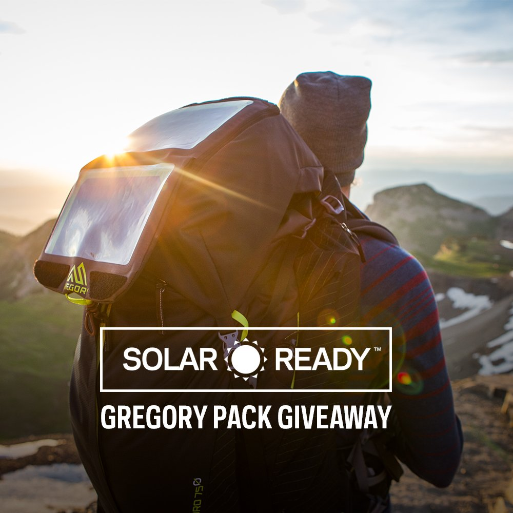 Win a Baltoro with a solar panel integration from @GoalZero! https://t.co/u2Z74NKTBd #thetrailspeaks #powerup https://t.co/UVtRXEFNoy