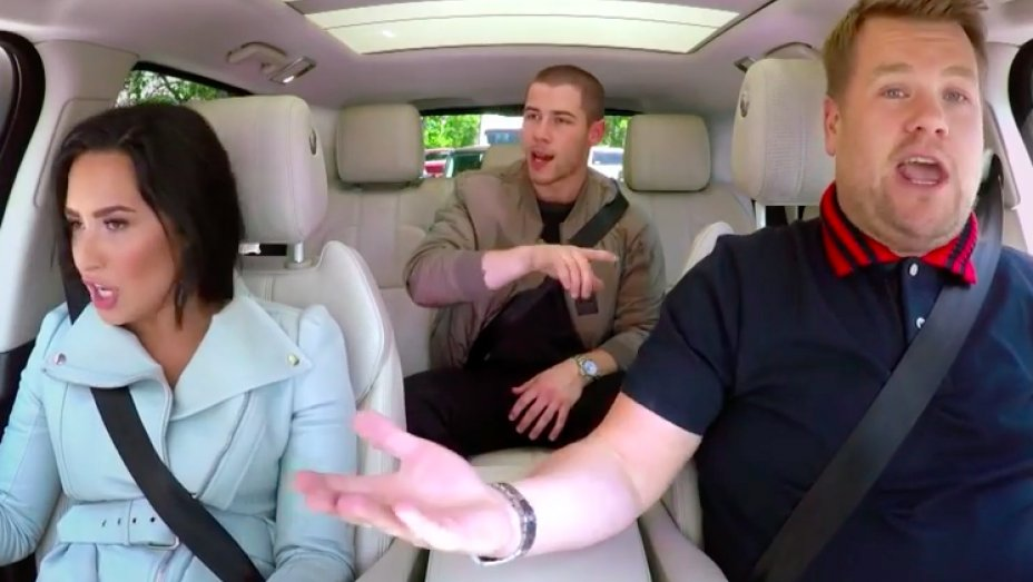 Watch Demi Lovato and Nick Jonas Blast the Hits in
