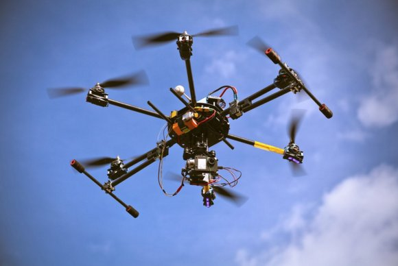 "FAA Tests @FBI ""rogue"" drone detection system at JFK airport"