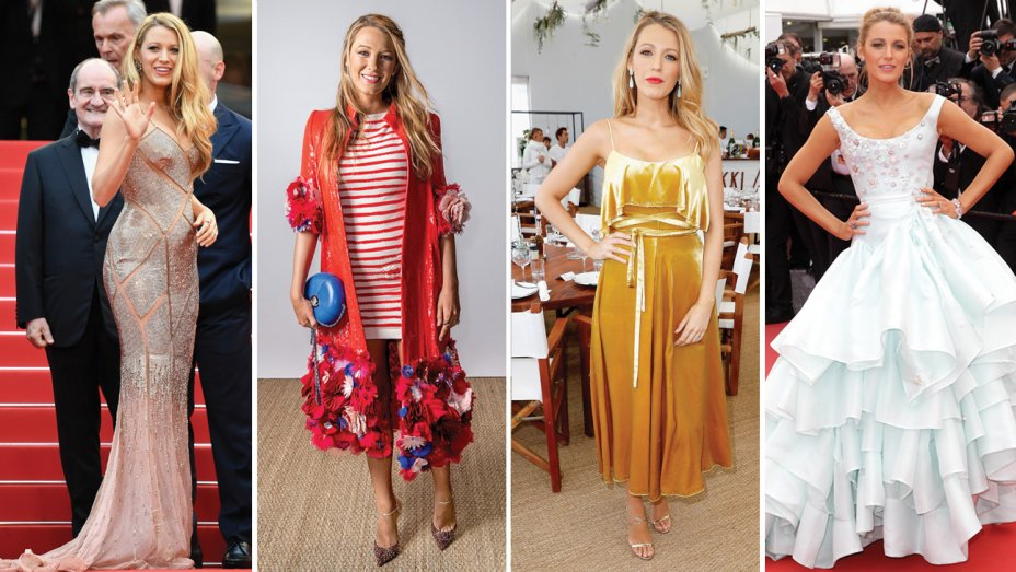 Blake Lively is the Princess of Cannes (via @pretareporter)