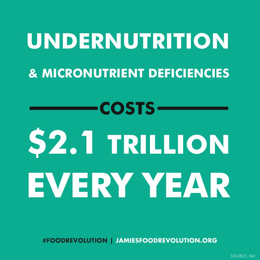 We need a #FoodRevolution! Sign up, join and share. https://t.co/wyFXubm8UC https://t.co/TCxvQBbhwL