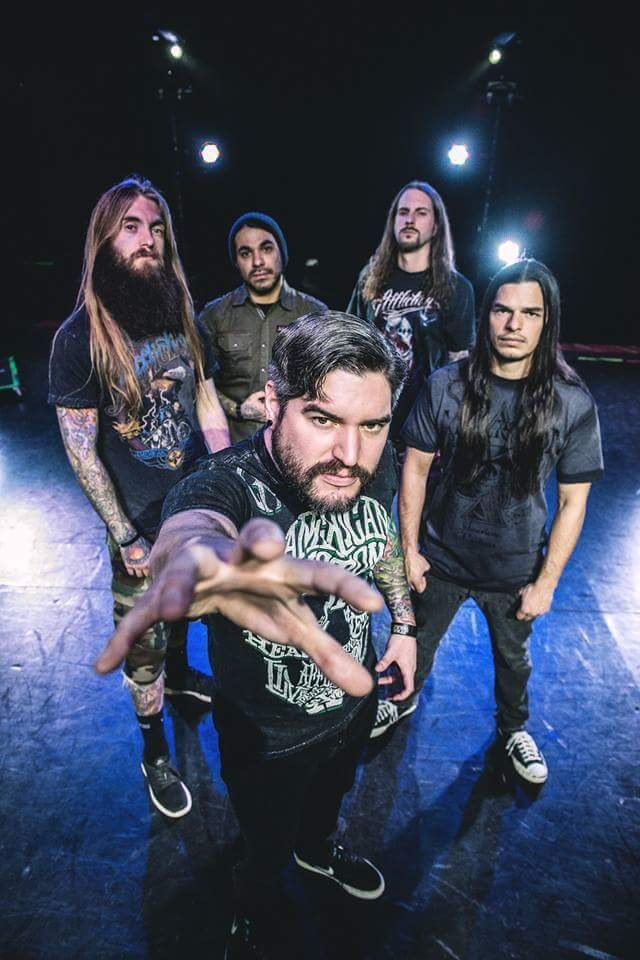 GOTJ17 Artist Spotlight: We're proud as fuck to have deathcore legends @suicidesilence It's about to get loud!!!!! https://t.co/aPBChdDNhL