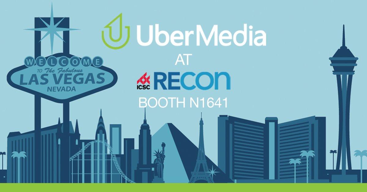 UberMedia Retail to Unveil New Tech at ICSC Las Vegas @ICSC_RECon #RECon16 Booth N1641 https://t.co/wnfFwSpIAz https://t.co/LoPGoUhGYx