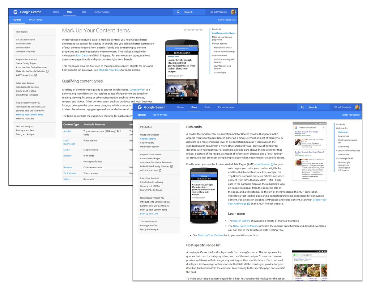 Rich snippets RIP: Google makes huge change to how they handle & document structured data - https://t.co/SKcczb9wCZ https://t.co/P7DtW5JX8R