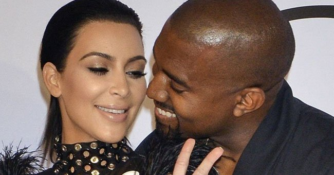 Eeek! Congratulations to Kim Kardashian and Kanye West...