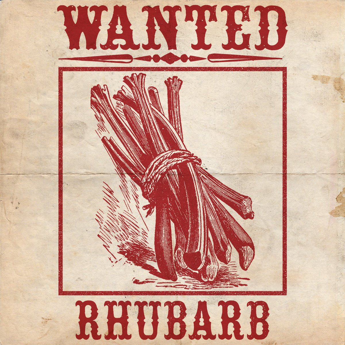 U-Pick Series No. 1  Step 1: Bring us your clean ripe Rhubarb Step 2: We'll brew it up Step 3: You get beer in trade https://t.co/aCurNC2iWn
