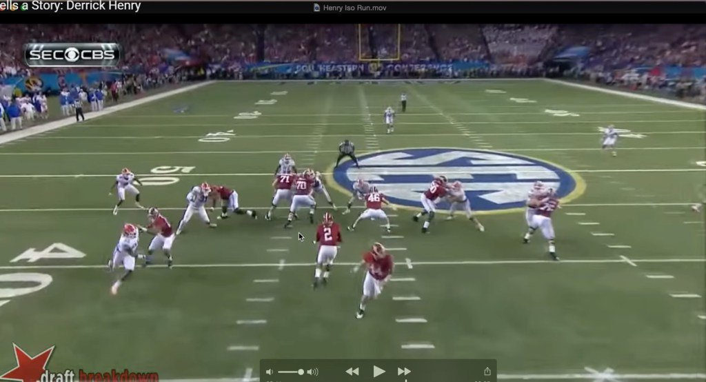 Lost in Translation: The Derrick Henry Footwork Clip https://t.co/bsIuIKIbYQ https://t.co/8Y8d9m9tie