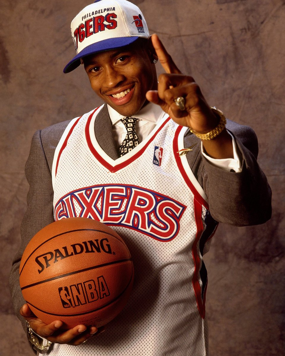 Congrats to the @Sixers on the #1 pick. 20 years ago the franchise won the #1 p.... https://t.co/7hCB8J9qfo https://t.co/OR9ySw0Gtp