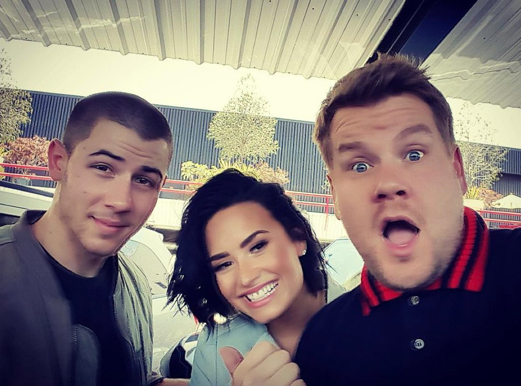 Five things you might have missed from Demi Lovato and Nick Jonas' Carpool Karaoke:
