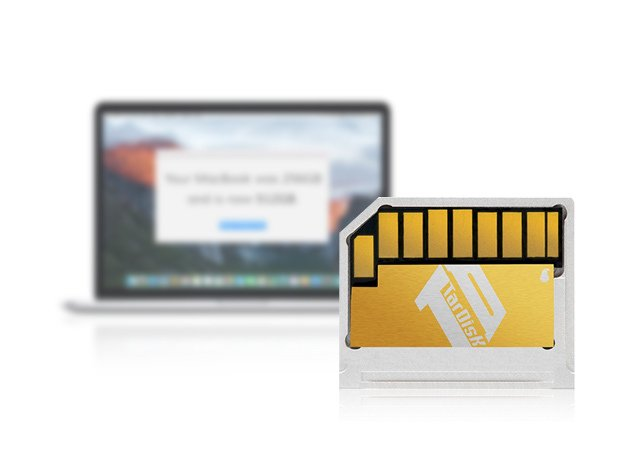 Expand Your MacBook Storage with TarDisk 64GB Drive Expansion: $99.99 https://t.co/74GT3YmK1l https://t.co/YMBPix5Gbq